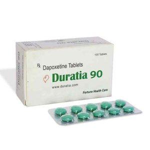Générique DAPOXETINE à vendre en France: Duratia 90 mg dans la boutique de pilules ED en ligne hotelcalhetabeach.com